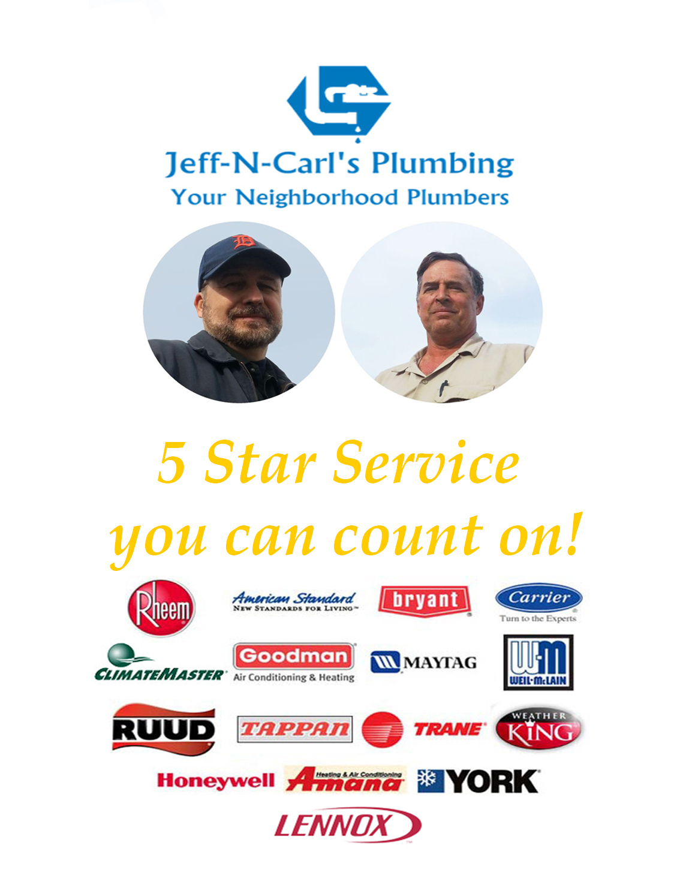 Jeff-N-Carl's Plumbing